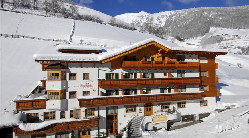Hotel Bergfrieden ***S - Martell (BZ) - Trentino Südtirol