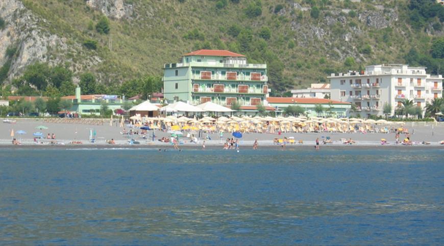 Hotel Germania *** - Praia a Mare (CS) - Kalabrien