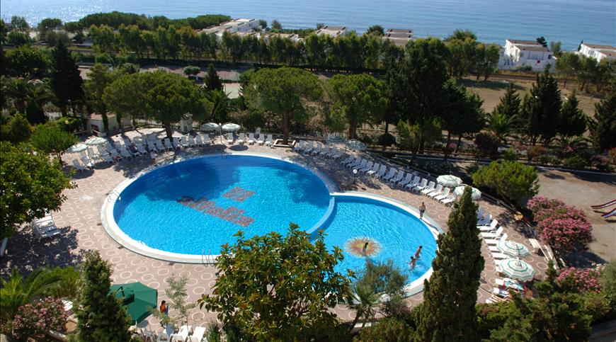Ferienanlage Club Altalia **** - Brancaleone (RC) - Kalabrien