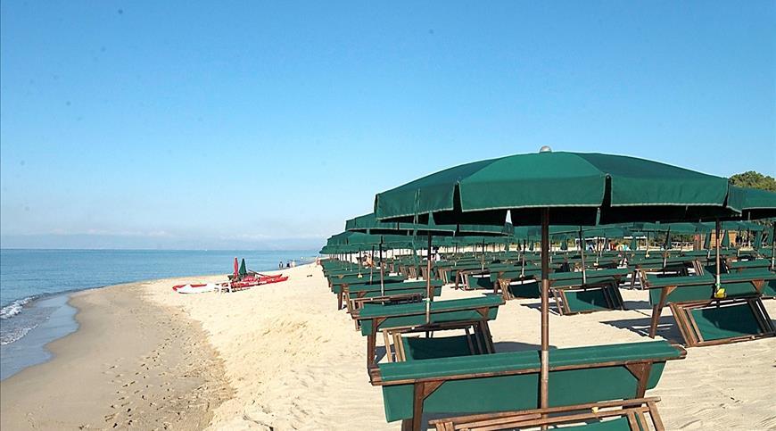 Ferienanlage Marina del Marchese **** - Botricello  (CZ) - Kalabrien