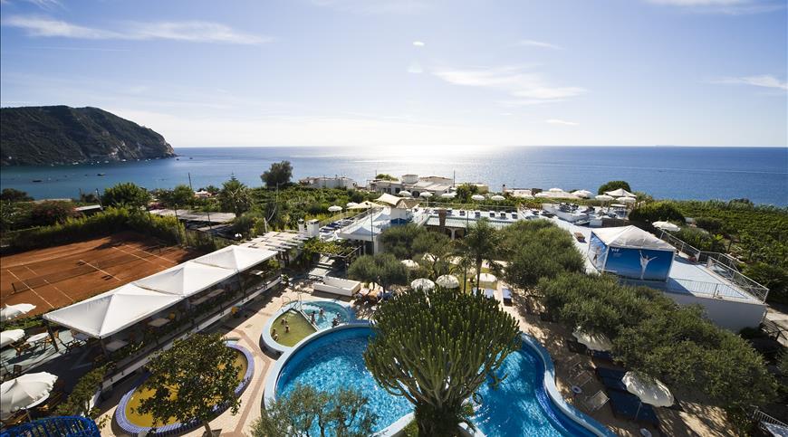 Hotel Il Gattopardo Terme e Beauty Farm  **** - Forio (NA) - Kampanien