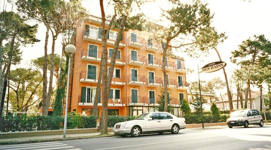 Hotel Des Bains *** - Milano Marittima (RA) - Emilia Romagna