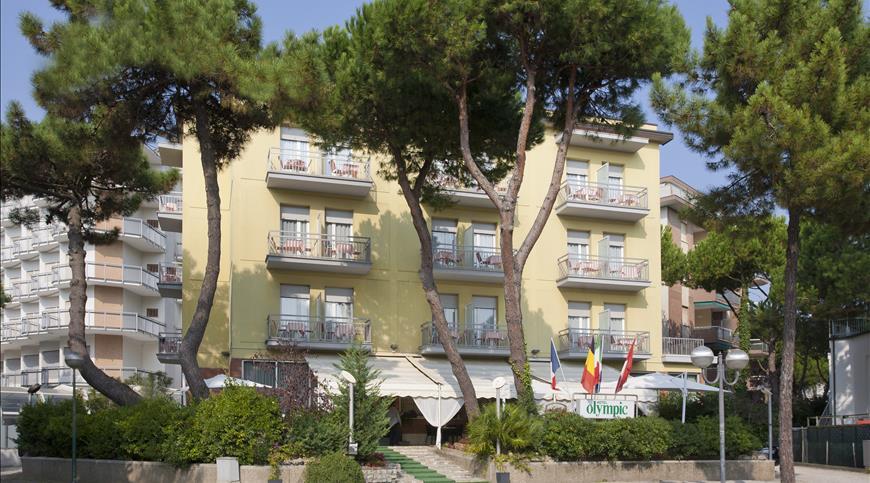 Hotel Olympic *** - Milano Marittima (RA) - Emilia Romagna
