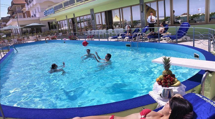 Hotel Elizabeth **** - Bellaria Igea Marina (RN) - Emilia Romagna