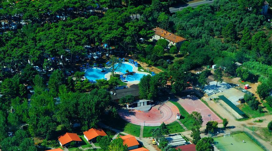 Ferienanlage Settebello  **** - Fondi (LT) - Latium