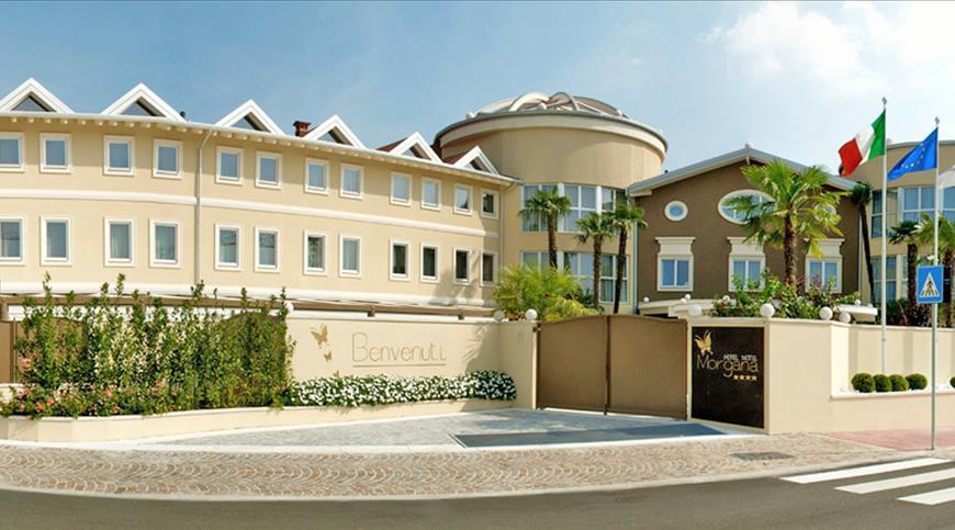 Hotel Morgana **** - Rodengo Saiano (BS) - Lombardei