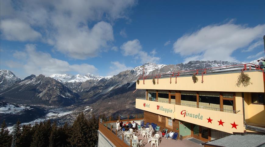 Hotel Girasole *** - Bormio (SO) - Lombardei