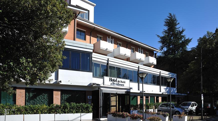 Hotel Dei Duchi ***S - Urbino (PU) - Marken