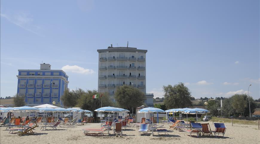 Hotel Gabbiano *** - Senigallia (AN) - Marken
