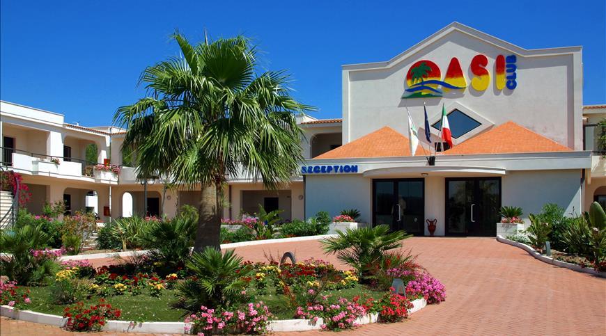 Hotel Oasi Club **** - Vieste (FG) - Apulien