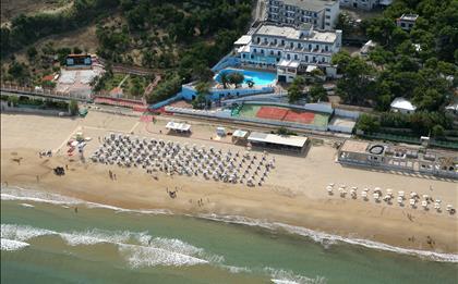 Hotel Baia Santa Barbara ***