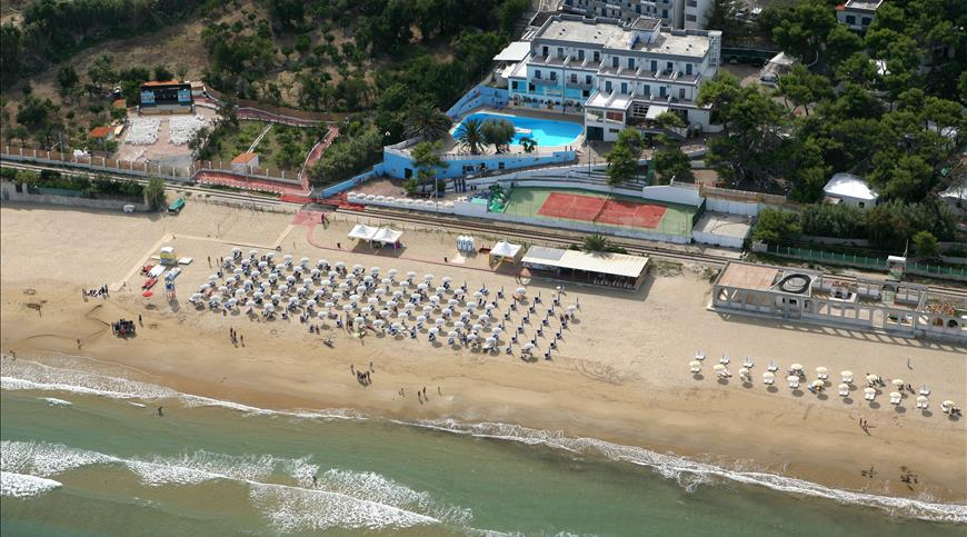 Hotel Baia Santa Barbara *** - Rodi Garganico (FG) - Puglia