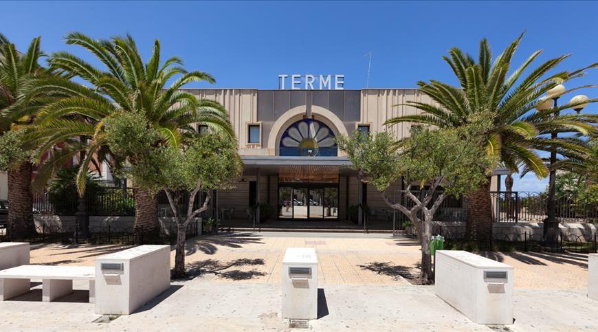 Grand Hotel Terme **** - Margherita di Savoia (BT) - Puglia