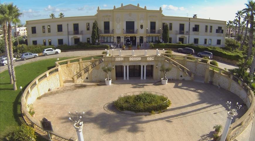Hotel Delfino Beach **** - Marsala (TP) - Sicilia