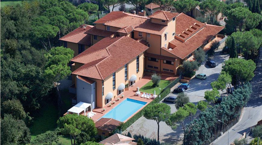 Hotel Hermitage *** - Poggio a Caiano (PO) - Toscana