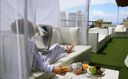 Hotel Bella'mbriana Charme e Relax ****