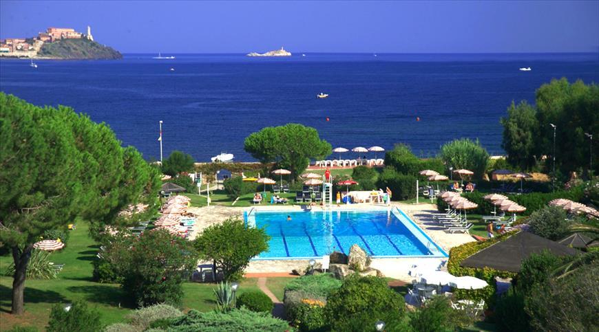 Hotel Fabricia **** - Portoferraio (LI) - Toskana