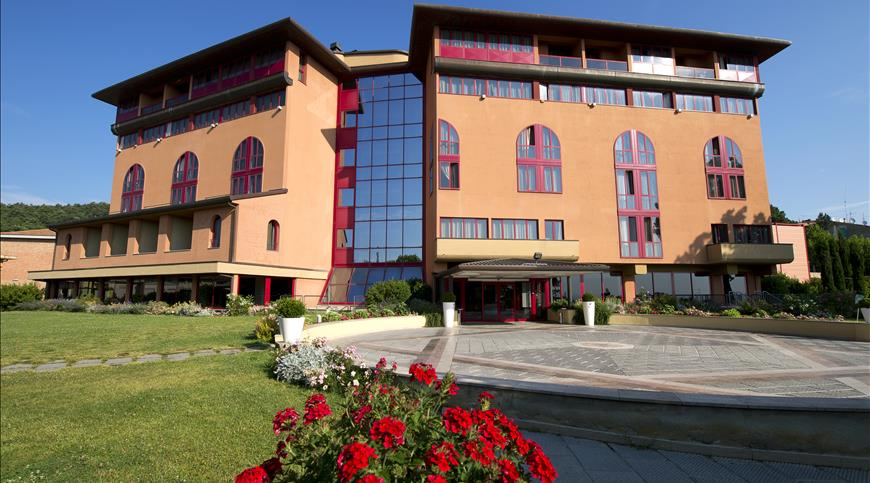 Hotel Admiral Palace **** - Chianciano Terme (SI) - Toscana
