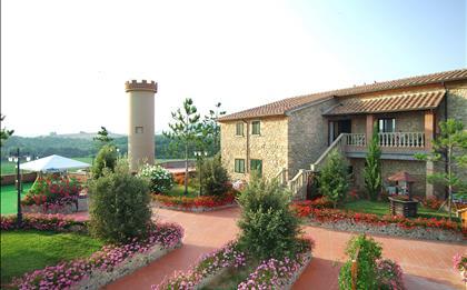 Hotel Fattoria Belvedere ****