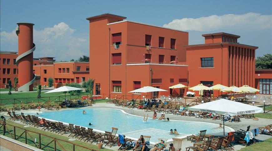 Hotel Club Calambrone Regina del Mare Resort **** - Tirrenia (PI) - Toscana