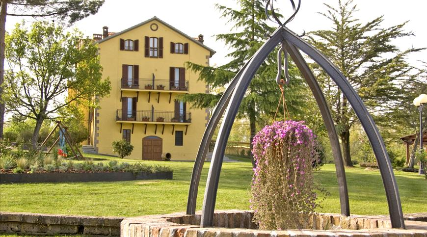 Hotel Sant Uberto *** - Roccastrada (GR) - Toscana