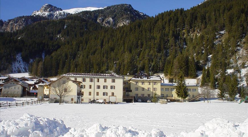 Ferienhaus Soggiorno Dolomiti - Campestrin di Fassa (TN) - Trentino ...