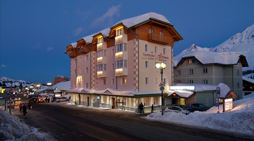 Hotel Sport Vittoria **** - Passo Tonale (TN) - Trentino Alto Adige