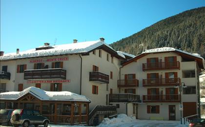 Hotel Monte Croce ***