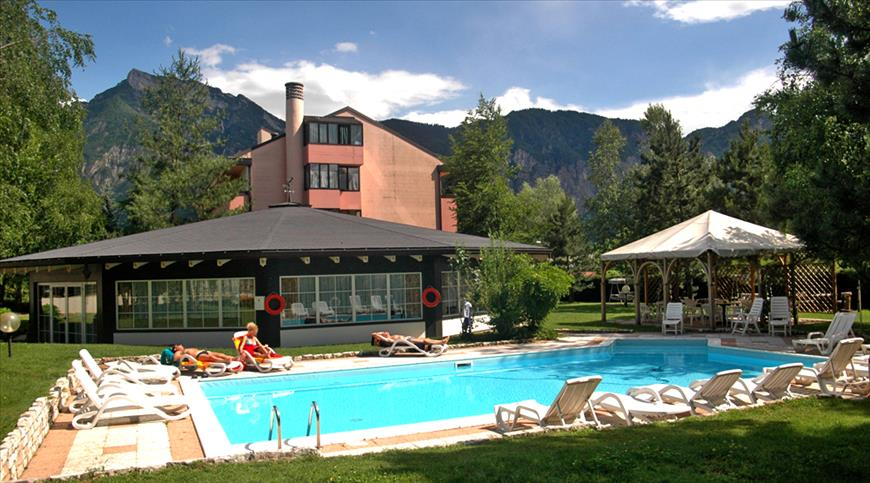 Hotel Bavaria ***S - Levico Terme (TN) - Trentino Alto Adige