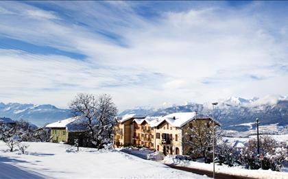 Hotel Stella delle Alpi ***S