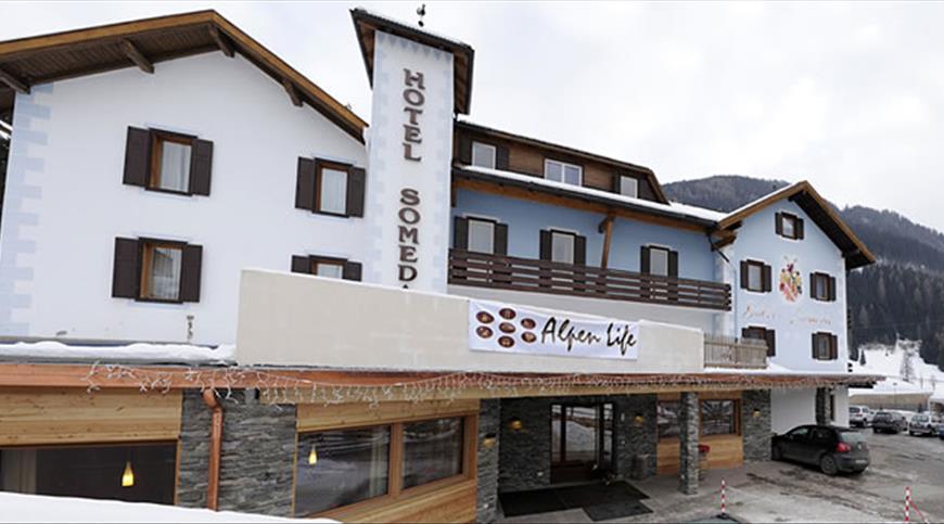 Hotel Someda ***S - Moena (TN) - Trentino Alto Adige