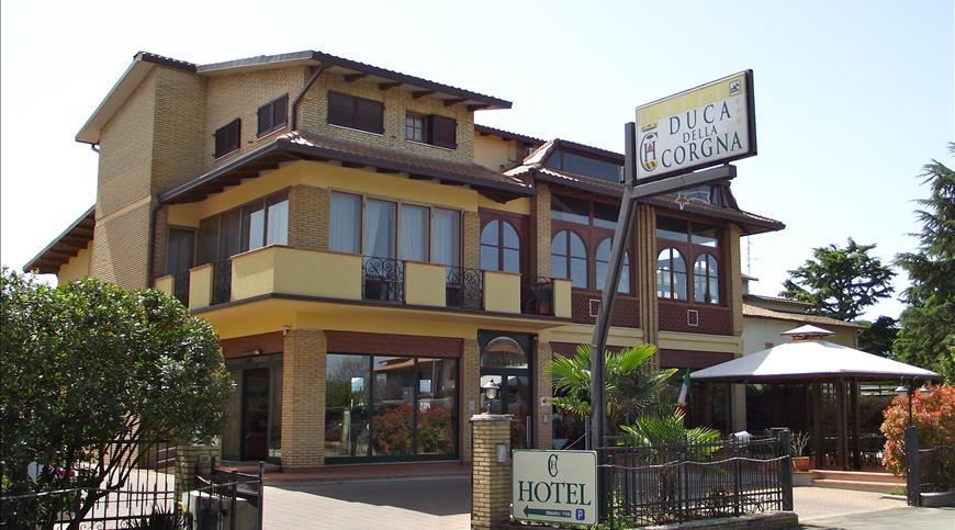 Hotel Duca della Corgna *** - Castiglione del Lago (PG) - Umbrien