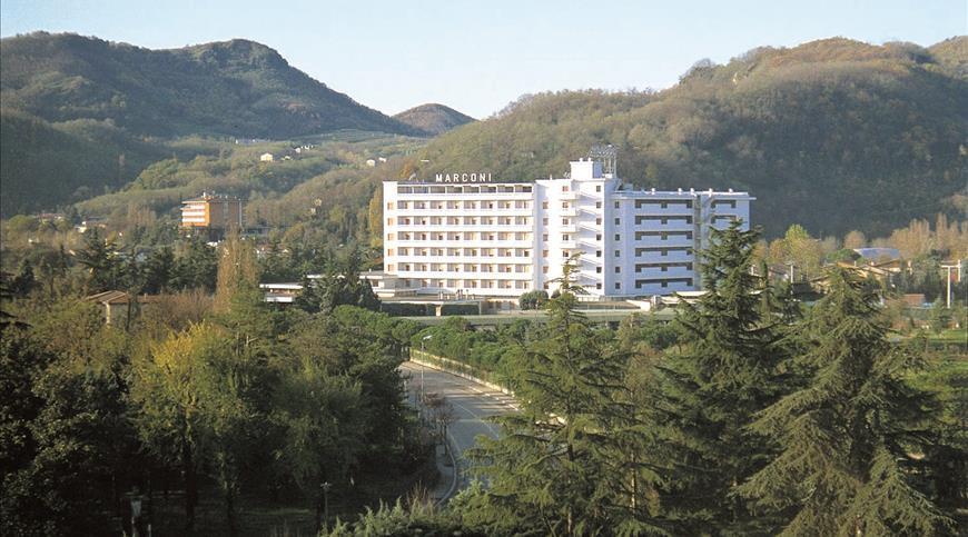 Hotel Terme Marconi *** - Montegrotto Terme (PD) - Veneto