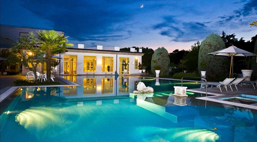 Hotel Bellavista Terme Resort e Spa **** - Montegrotto Terme (PD) - Venetien