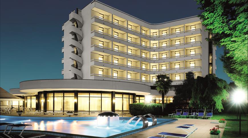 Hotel Commodore Terme *** - Montegrotto Terme (PD) - Venetien