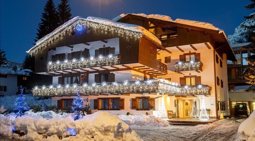 Hotel Lajadira **** - Cortina d'Ampezzo (BL) - Venetien