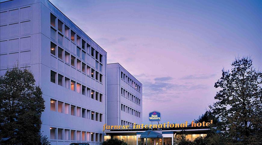 Hotel Best Western Farnese **** - Parma (PR) - Emilia Romagna