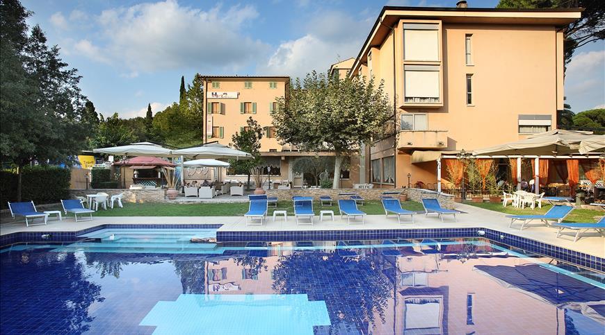Hotel Mirò *** - Montecatini Terme (PT) - Toscana