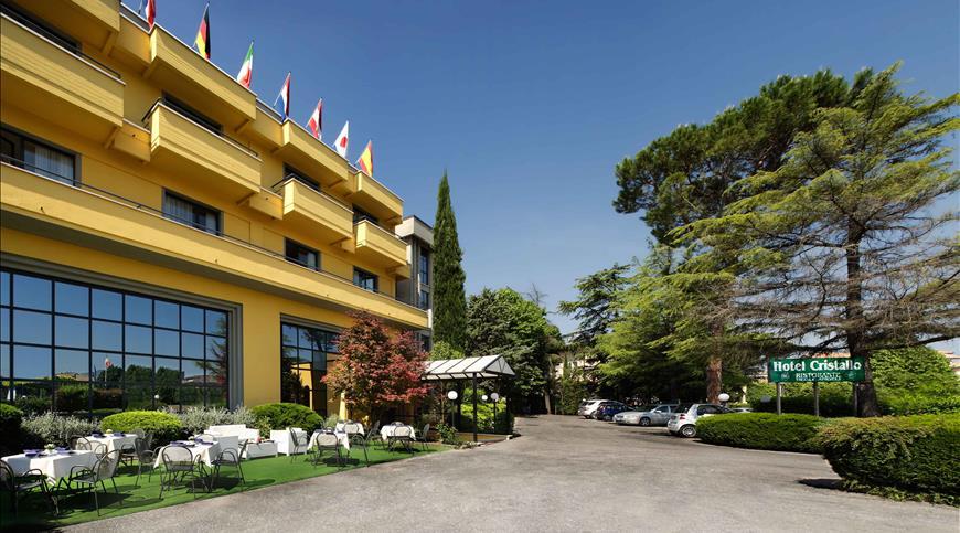 Hotel Cristallo  **** - Assisi (PG) - Umbria