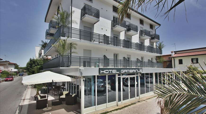Hotel Gambrinus *** - Lignano Sabbiadoro (UD) - Friuli Venezia Giulia