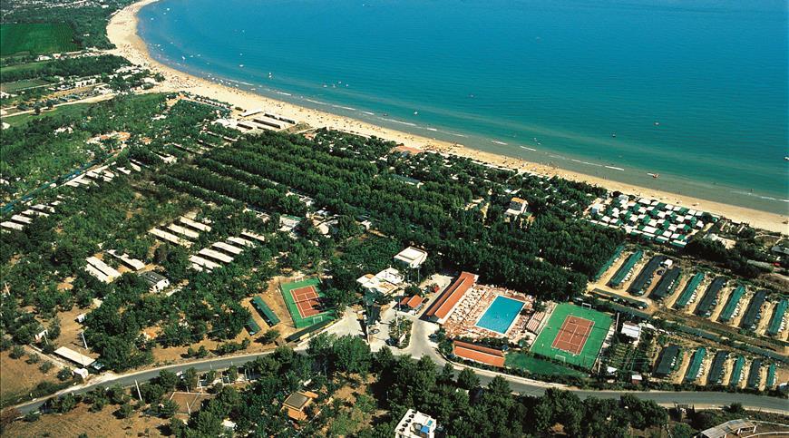 Camping Le Diomedee *** - Vieste (FG) - Apulien