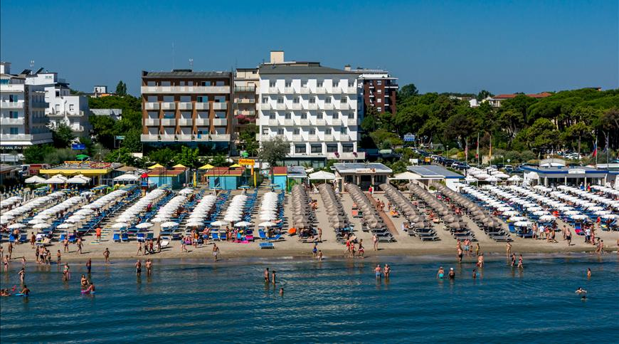Hotel Centrale *** - Milano Marittima (RA) - Emilia Romagna