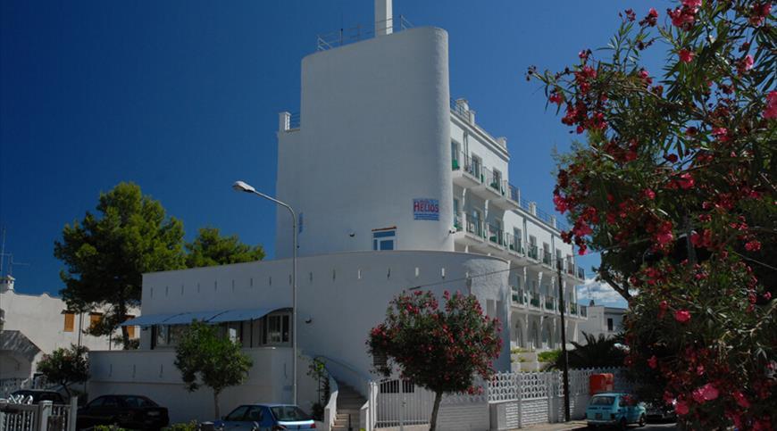 Hotel Helios *** - Rodi Garganico (FG) - Apulien