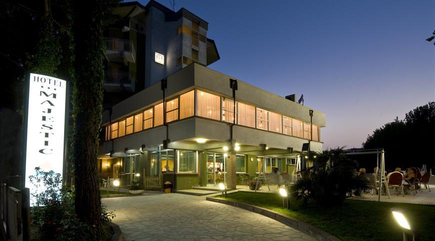 Hotel Majestic *** - San Mauro Pascoli (FC) - Emilia Romagna