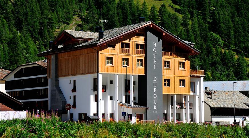 Hotel Dufour *** - Gressoney La Trinite' (AO) - Valle d'Aosta