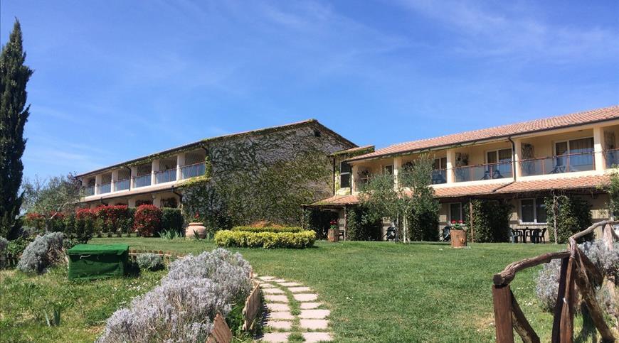 Hotel Aquaviva **** - Casole d'Elsa (SI) - Toscana
