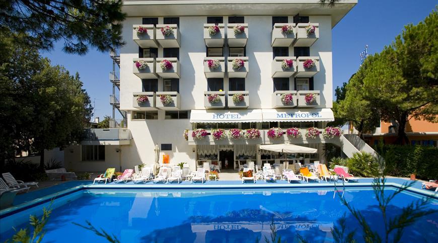 Hotel Metropol  *** - Caorle (VE) - Venetien