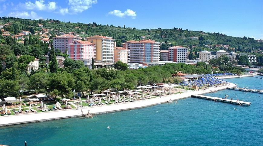 Hotel Lifeclass Hotels - Riviera / Mirna / Neptun / Apollo **** - Portorose (KP) - Pirano