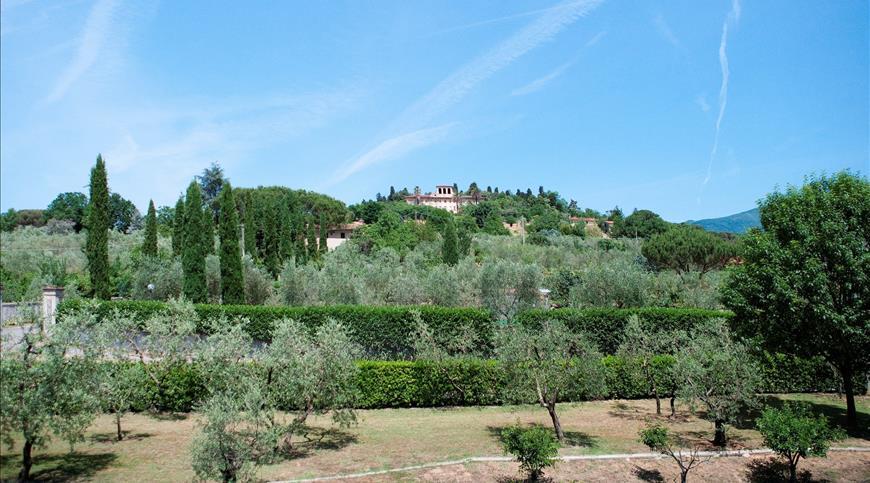 Hotel Villa Cappugi **** - Pistoia (PT) - Toscana