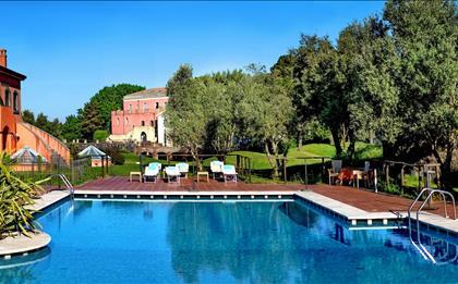 Ferienanlage Il Picciolo Etna Golf Resort ****